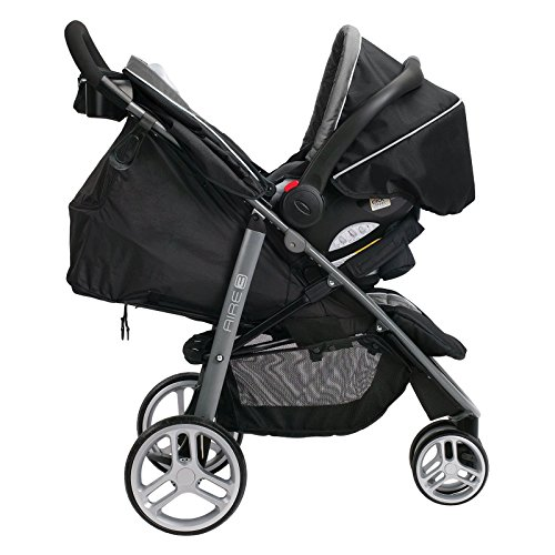 Graco Aire3 Click Connect Travel System 0 2