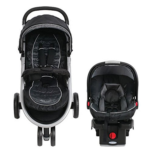 Graco Aire3 Click Connect Travel System Graco Car Seats