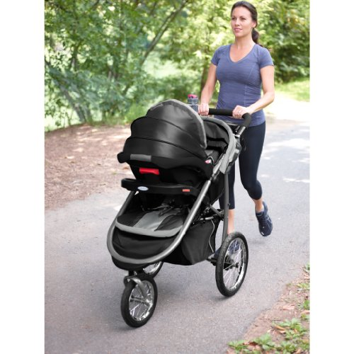 Graco Fastaction Fold Jogger Click Connect Travel System Gotham Discontinued By Manufacturer