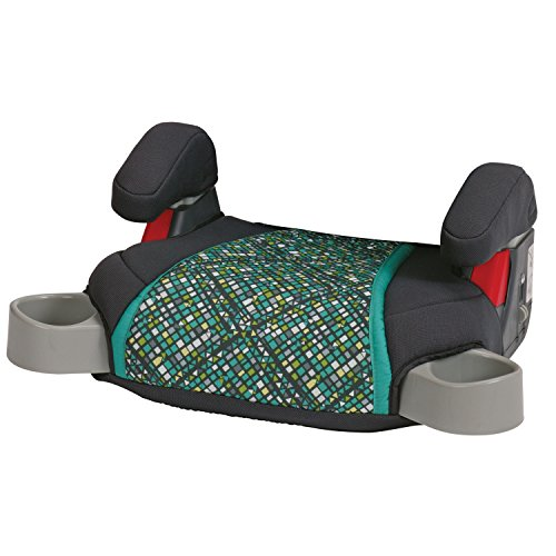 graco highback turbobooster car seat mosaic   graco car
