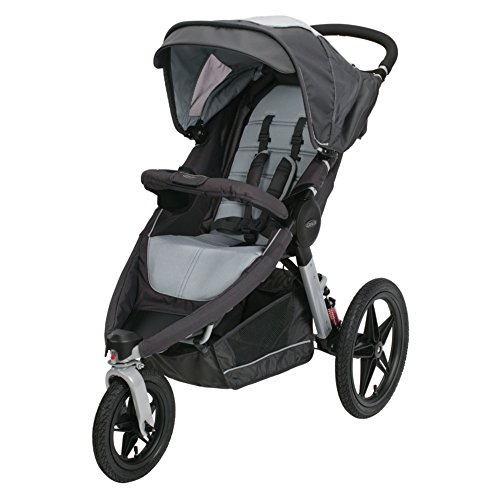 Graco Relay Click Connect Jogging Stroller Travel System